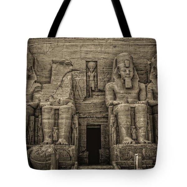 Great Temple Abu Simbel  Tote Bag