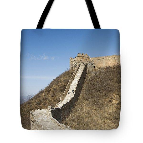Great Wall Of China - Jinshanling Tote Bag