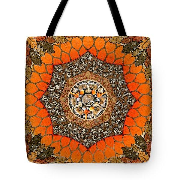 Great Wood Tote Bag by Isobel  Brook Haslam