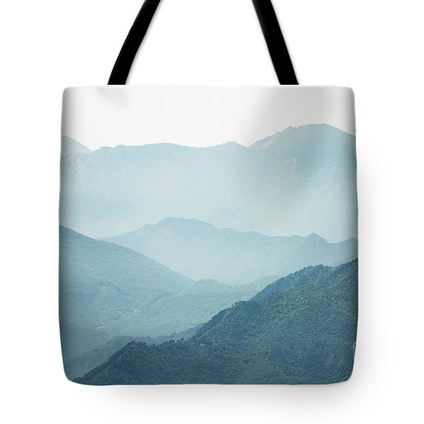 Greater Heights Tote Bag