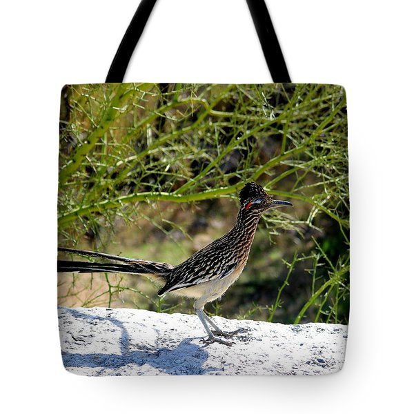 Greater Road Runner Tote Bag
