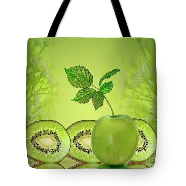 Greeeeeen Tote Bag
