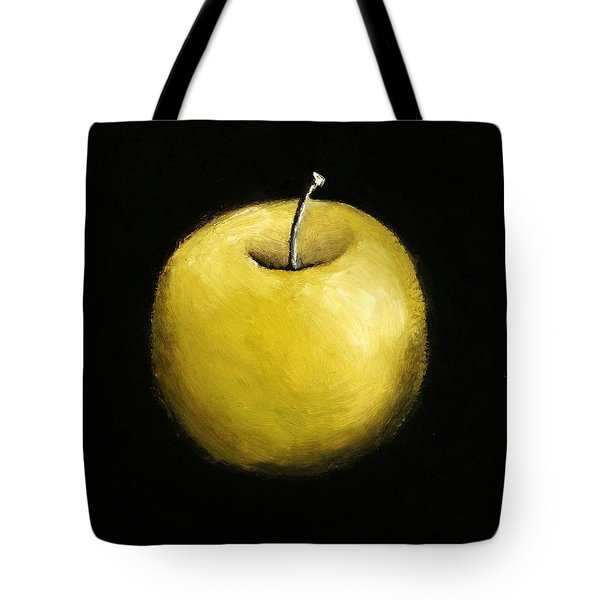 Green Apple Still Life 2.0 Tote Bag by Michelle Calkins