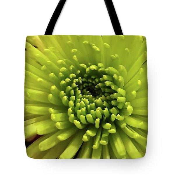 Green Delight Tote Bag