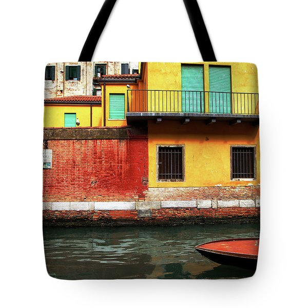 Tote Bag featuring the photograph Green Doors by Sharon Jones