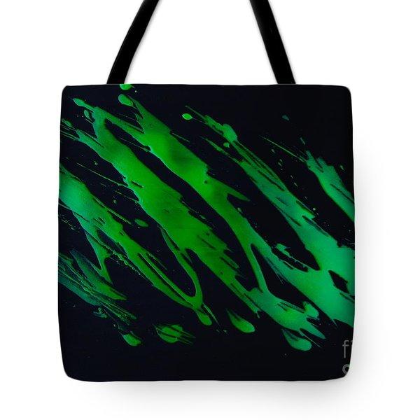 Green Escape Tote Bag
