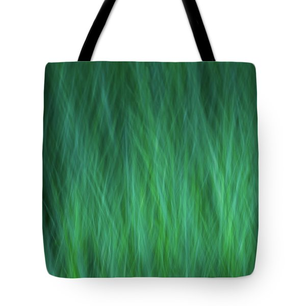 Green Fire 3 Tote Bag
