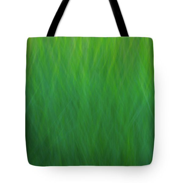 Green Fire 7 Tote Bag