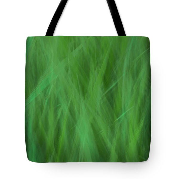 Green Fire 8 Tote Bag