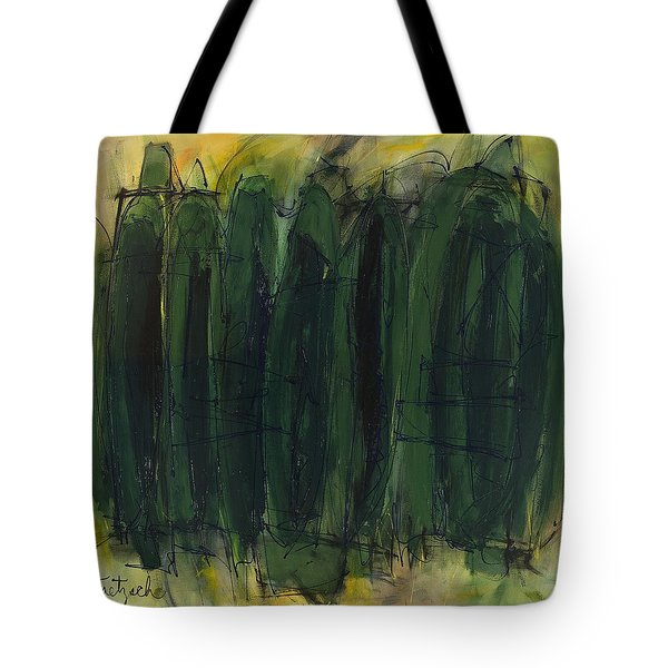 Green Is Good Tote Bag