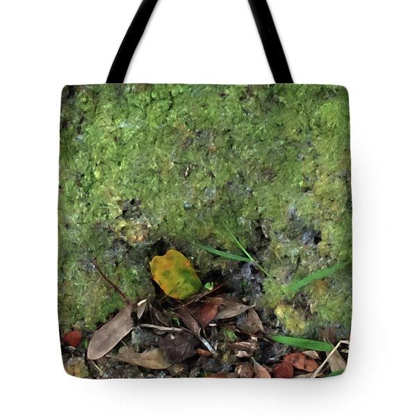 Green Man Spirit Photo Tote Bag