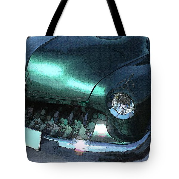 Green Mercury Custom Tote Bag