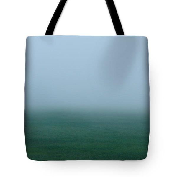 Green Mist Wonder Tote Bag