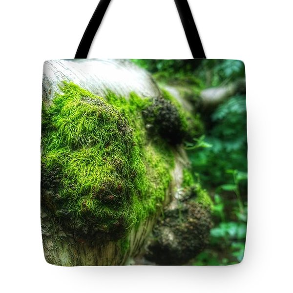 Green Promise Tote Bag