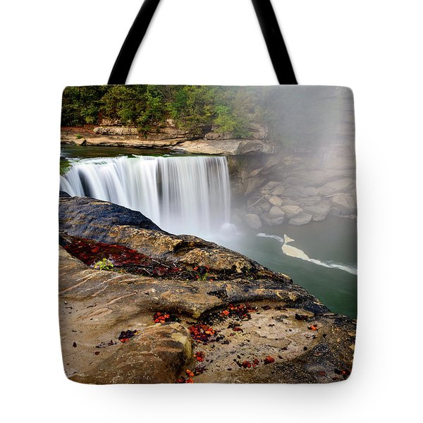 Green River Falls Tote Bag
