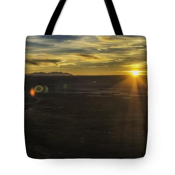 Green River Flair  Tote Bag