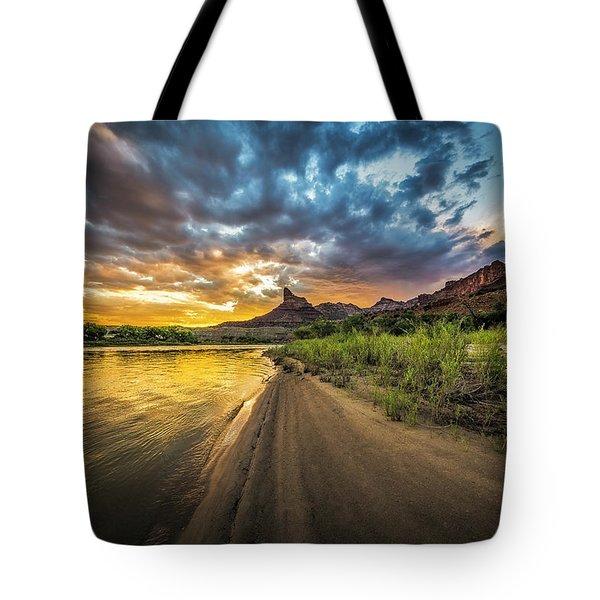 Green River, Utah 2 Tote Bag