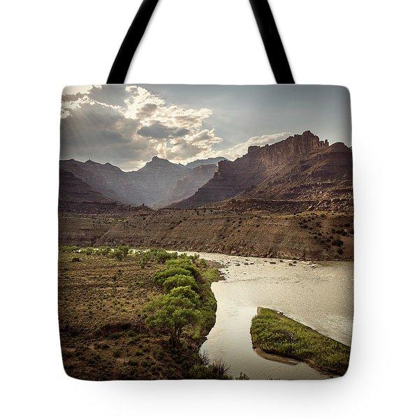 Green River, Utah Tote Bag