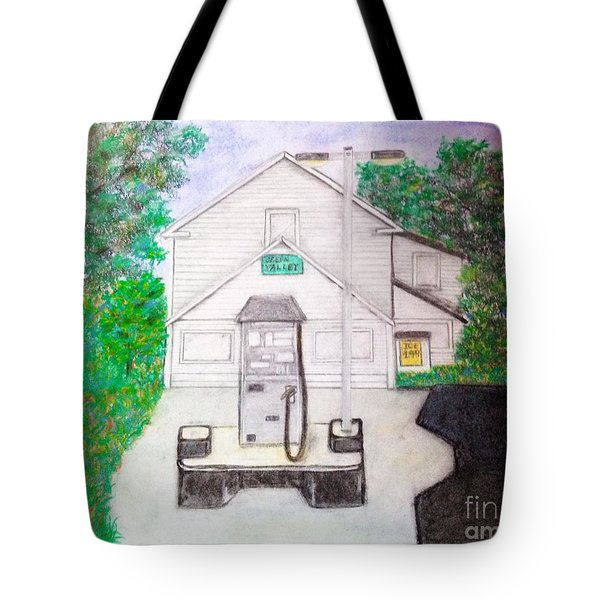 Green Valley Grocery Tote Bag