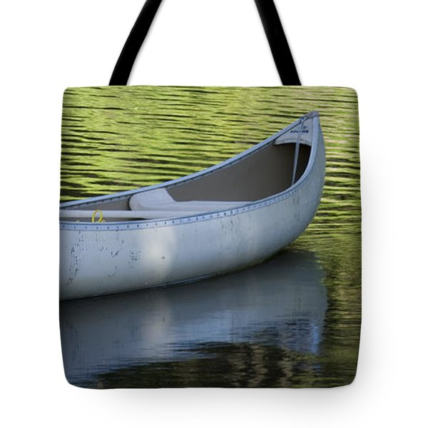 Green Water Tote Bag by Idaho Scenic Images Linda Lantzy
