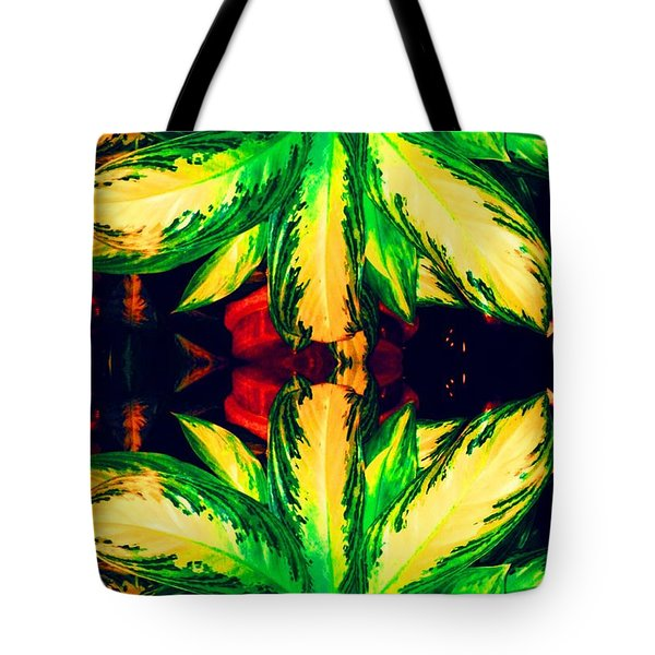 Tote Bag featuring the photograph Green With Envy by Gayle Price Thomas