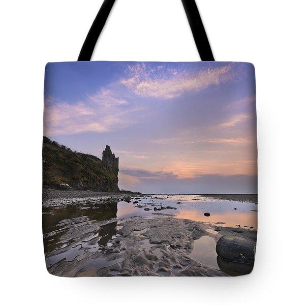 Greenan Castle Tote Bag