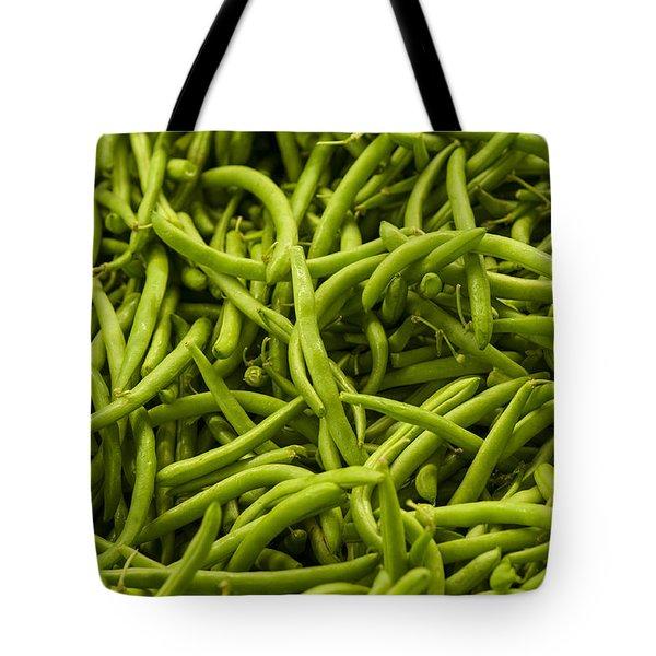 Greenbeans Tote Bag