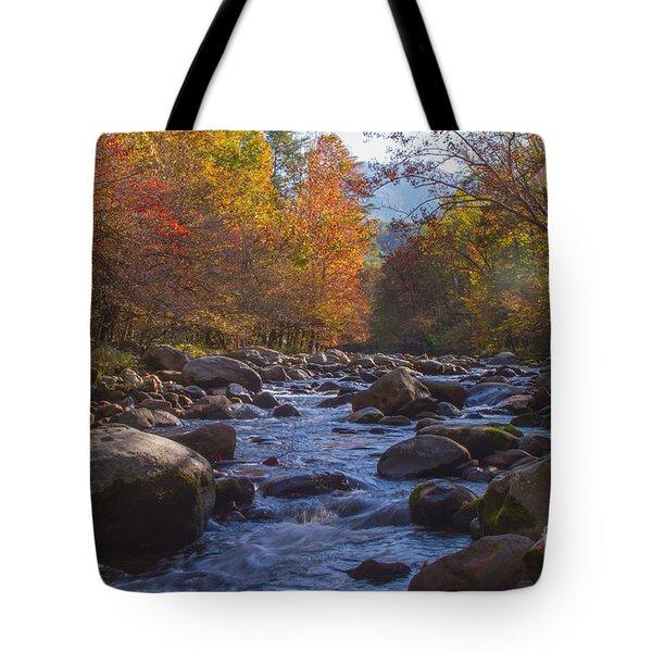 Greenbriar Creek Tote Bag