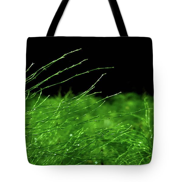 Greener On The Other Side. Tote Bag