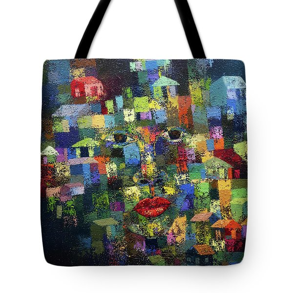 Greener Where You Are Tote Bag by Ronex Ahimbisibwe