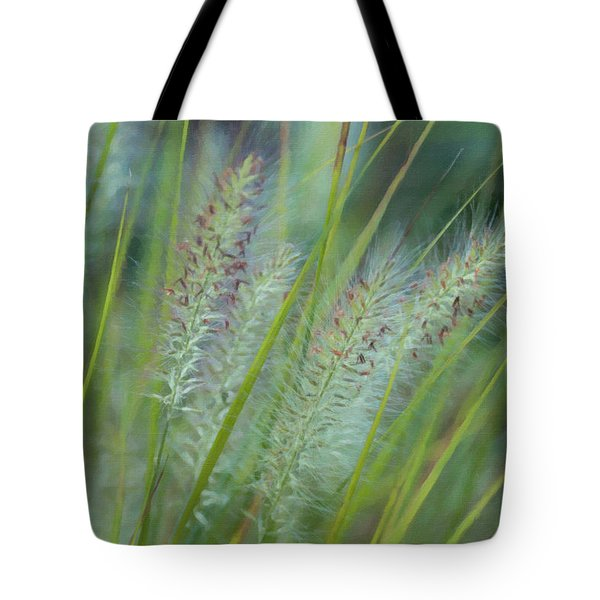 Greensleeves Tote Bag