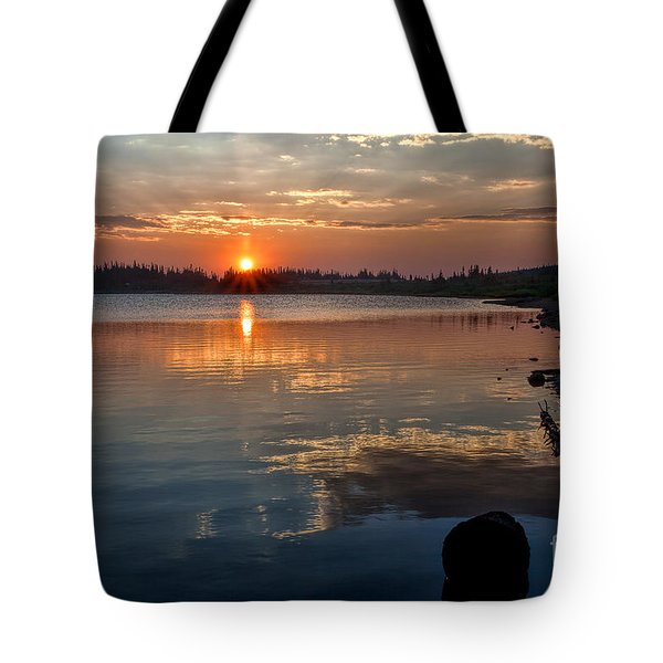 Greet The Day Tote Bag