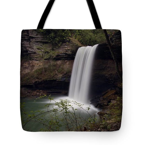 Greeter Falls Tote Bag