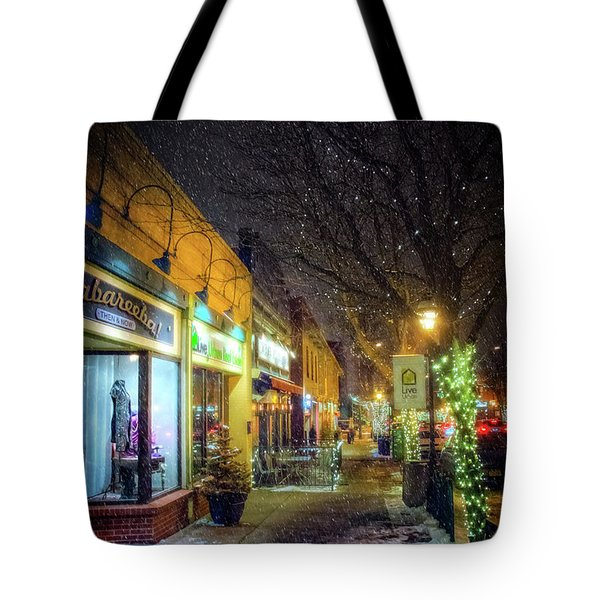 Christmas tree shop tote bags fine art america greeting cards have all been sent tote bag m4hsunfo