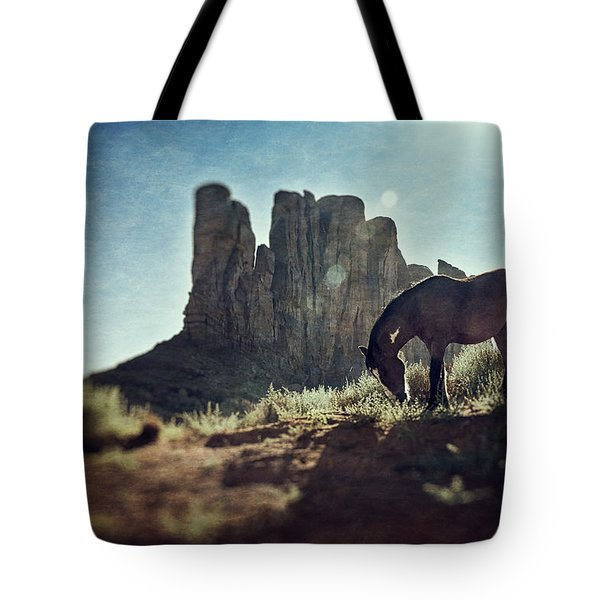 Greetings From The Wild West Tote Bag