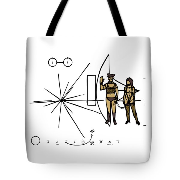 Greetings From Xxi Century Tote Bag