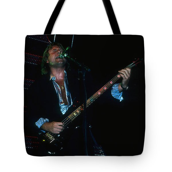Greg Lake Of Elp Tote Bag