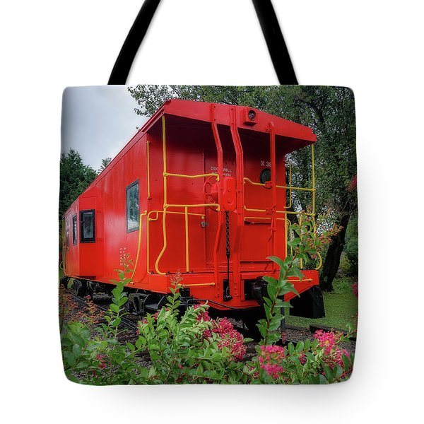 Gretna Railroad Park Tote Bag