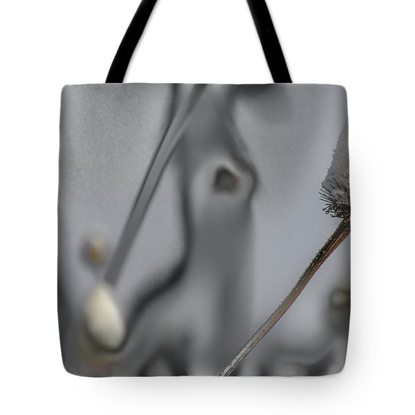 Grey Field Quantom.... Tote Bag