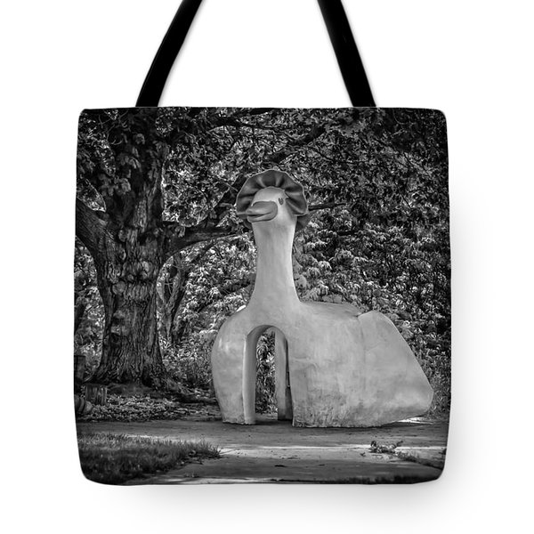 Grey Goose Tote Bag by Ray Congrove