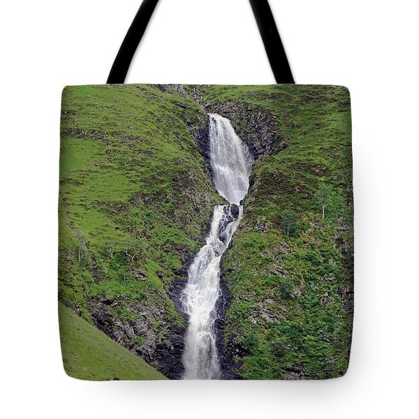 Grey Mare's Tail Tote Bag