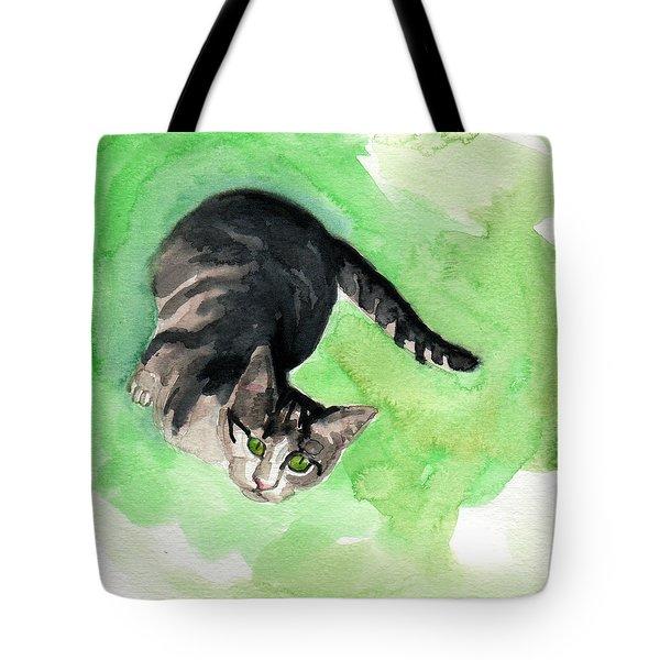Mr Grey Tote Bag