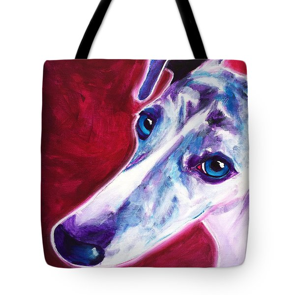 Greyhound - Myrtle Tote Bag