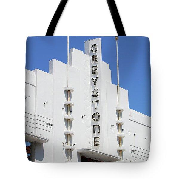 Greystone - South Beach Miami Tote Bag