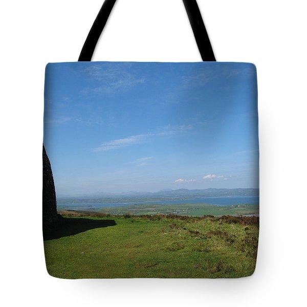 Grianan Of Aileach Tote Bag