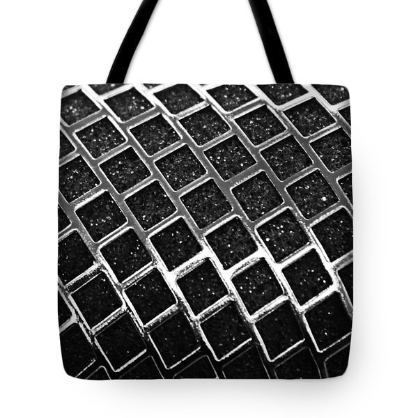 Tote Bag featuring the photograph Grid by Kristin Elmquist