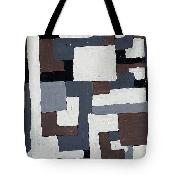 Grids  Tote Bag