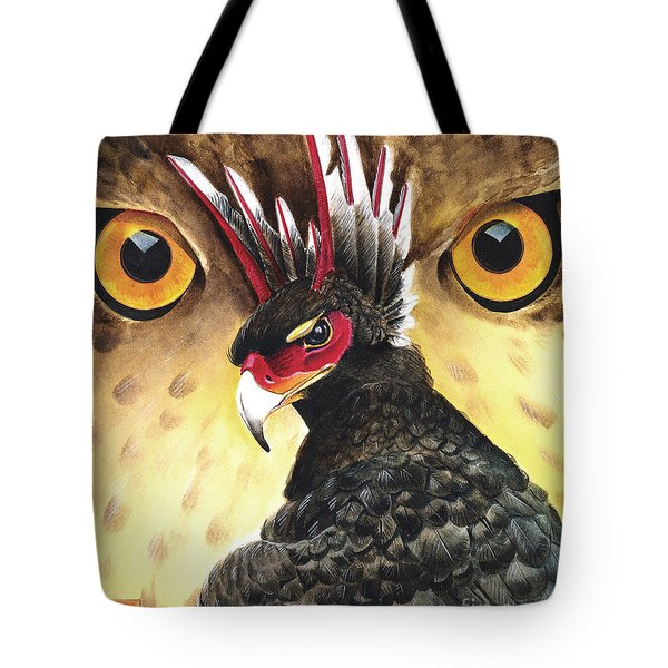 Griffin Sight Tote Bag by Melissa A Benson
