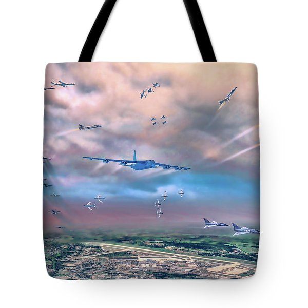 Griffiss Afb Rome Ny Tote Bag