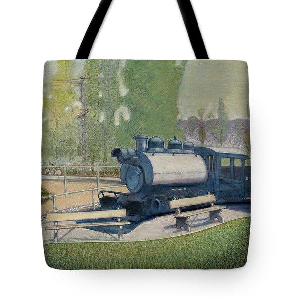 Travel Town Tote Bag